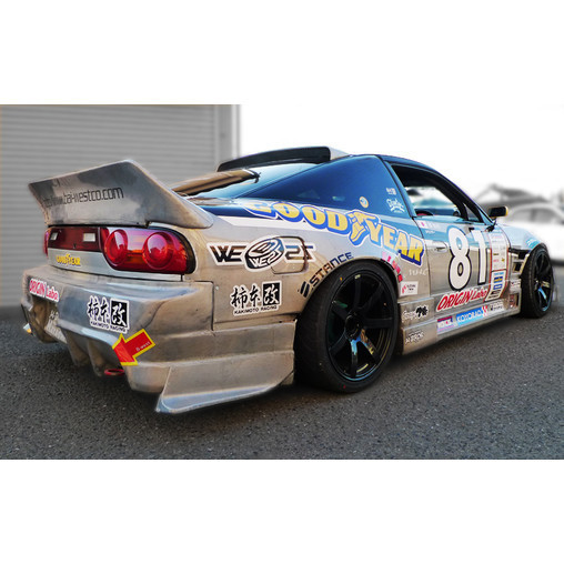 Mega Ducktail-Wing / Nissan S13 89-94